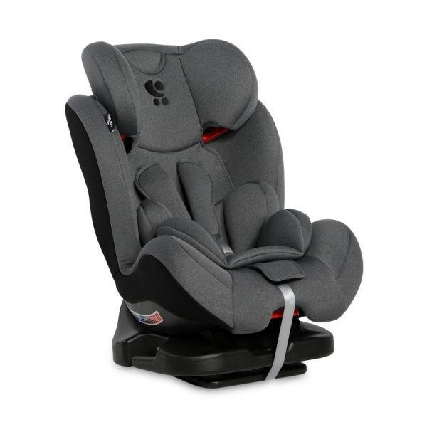 Scaun auto Lorelli Mercury 2020 grey black 0-36 kg