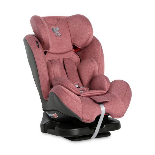 Scaun auto Lorelli Mercury 2020 rose grey 0-36 kg