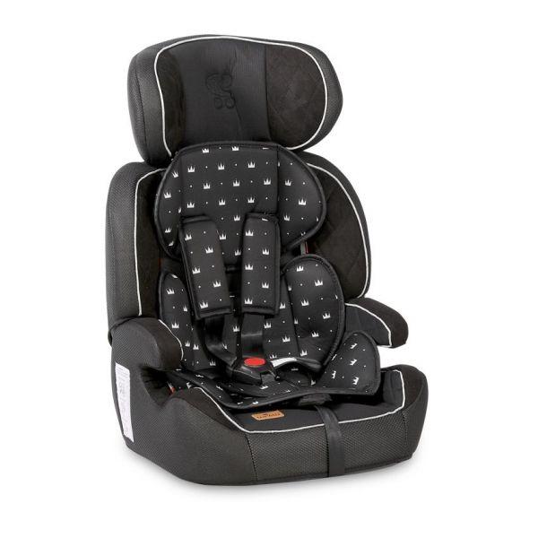 Scaun auto Lorelli Navigator 2020 black crowns 9-36 kg
