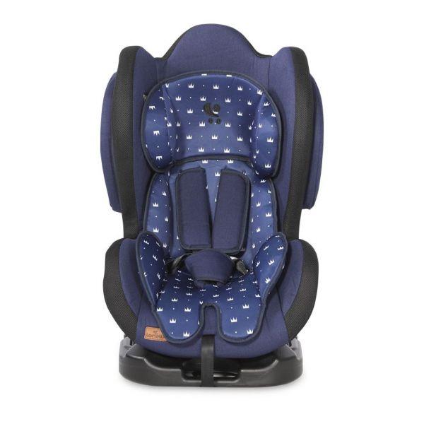 Scaun auto Lorelli Sigma 2020 Dark Blue Crowns 0-25 kg