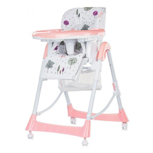 Scaun de masa Chipolino Comfort Plus 2018 pink