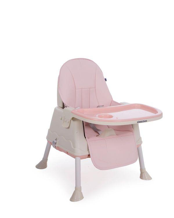 Scaun de masa Kikka Creamy 2019 pink