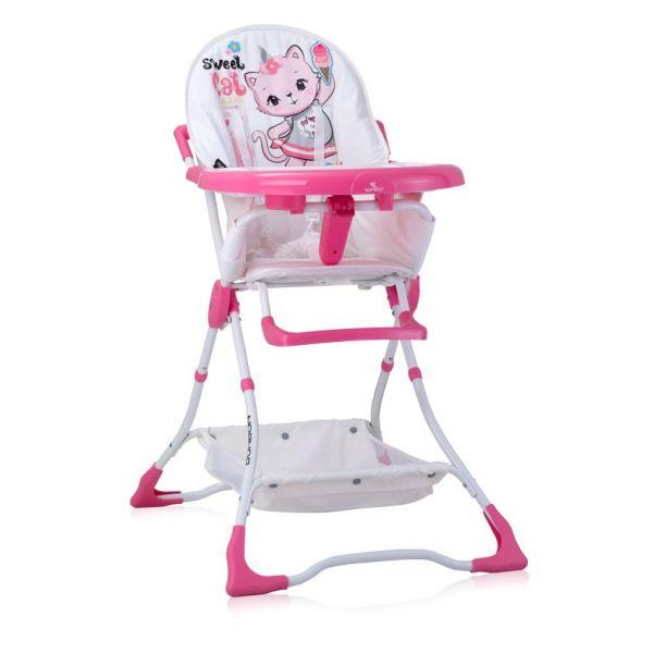 Scaun de masa Lorelli BonBon 2020 pink cat