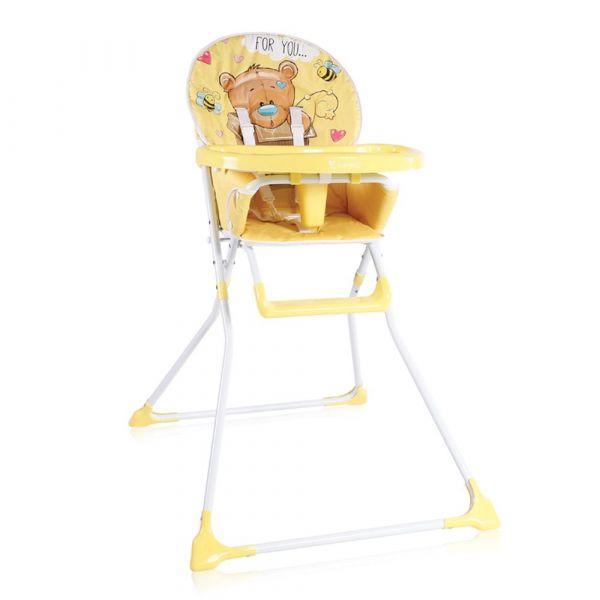 Scaun de masa Lorelli Cookie 2019 yellow bear
