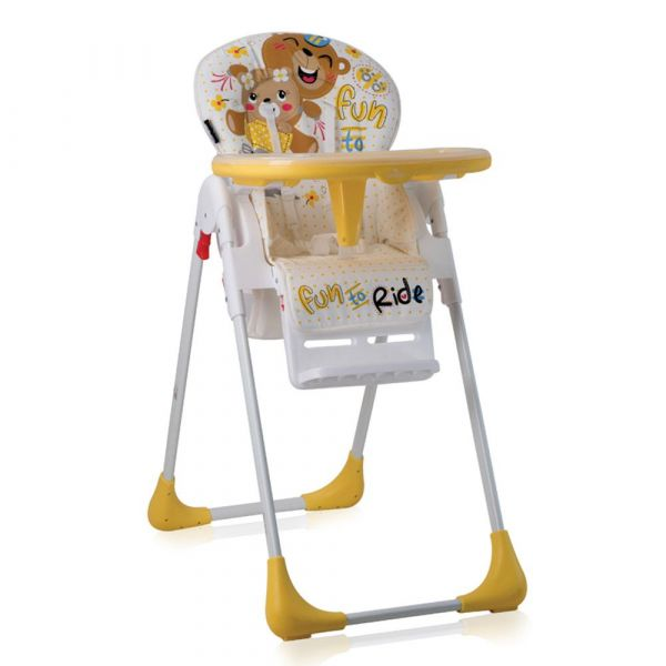 Scaun de masa Lorelli Tutti Frutti 2019 yellow bears