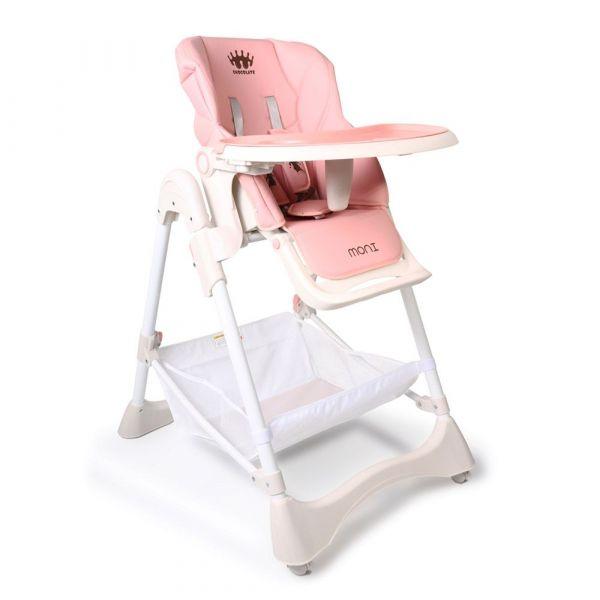 Scaun de masa Moni Chocolate 2019 pink