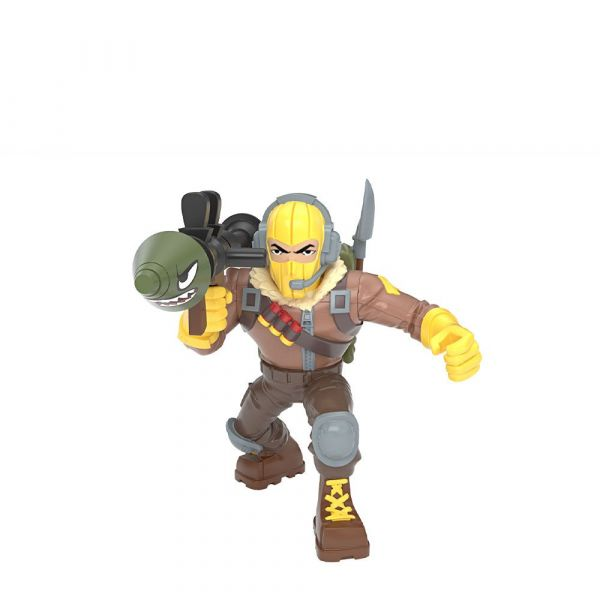 Set 4 figurine cu arme Fortnite Battle Royale