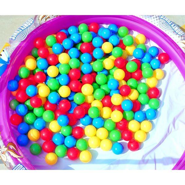 Set 100 bile colorate Bestway