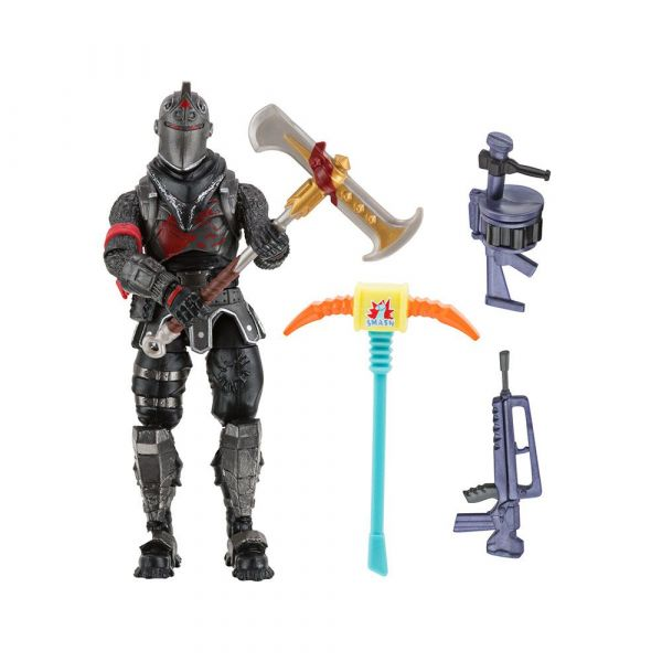 Set de joaca fort cu figurina Fortnite Black Knight