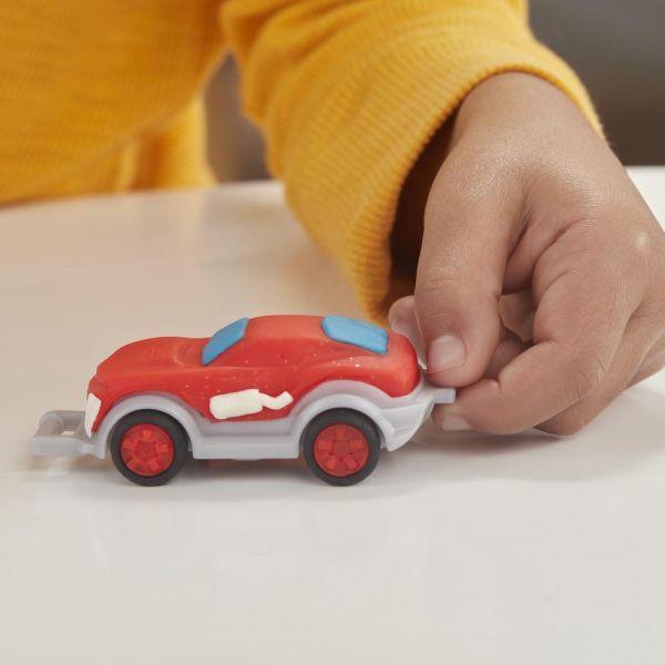 Set Hasbro Play Doh Wheels SOS Car