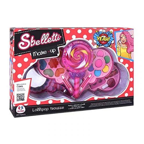 Set machiaj Sbelletti Lollipop Trousse