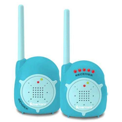 Sistem monitorizare audio bebelusi Lorelli blue