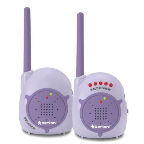 Sistem monitorizare audio bebelusi Lorelli purple