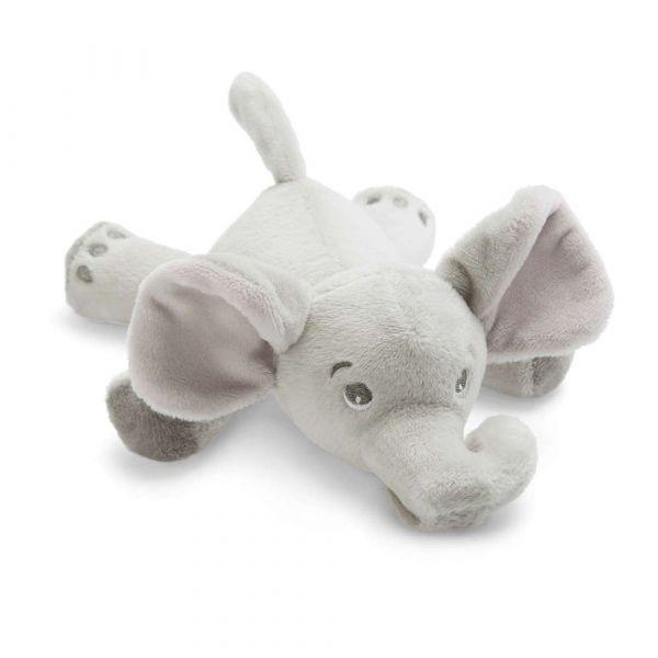 Suzeta cu jucarie Avent Ultra Soft 0-6 luni elephant