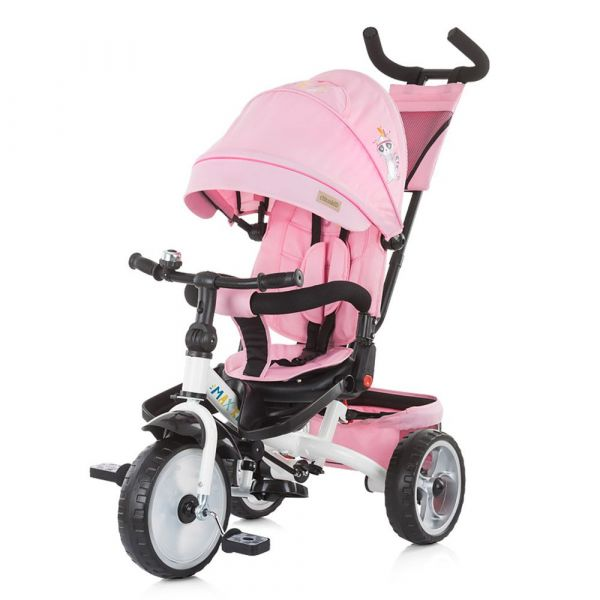Tricicleta Chipolino Max Relax pink