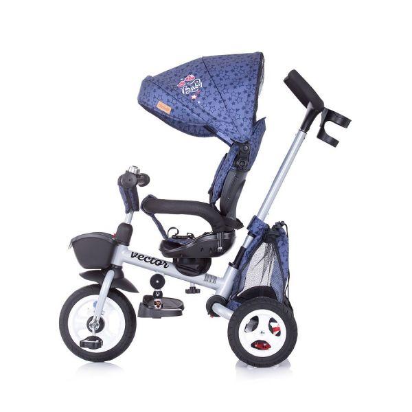Tricicleta Chipolino Vector denim