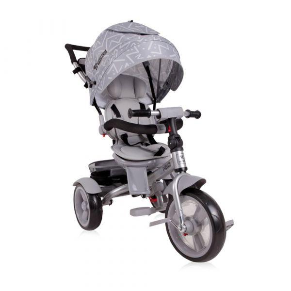 Tricicleta cu parasolar Lorelli Neo Dark Grey