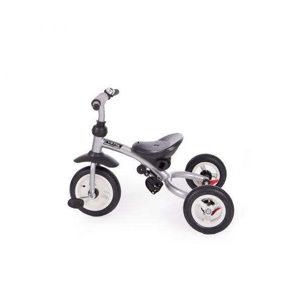 Tricicleta Kikka Ride Vetta Air Grey Melange Pheonix