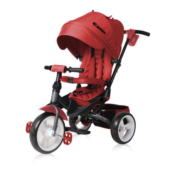 Tricicleta Lorelli Jaguar Red
