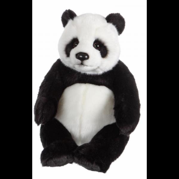 Urs panda din plus 24 cm