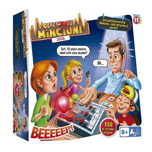 Detectorul de minciuni boardgame imagine hippoland.ro