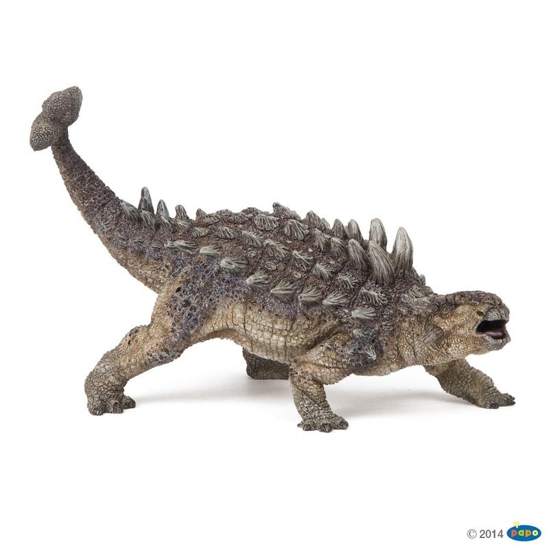 Dinozaur Ankylosaurus
