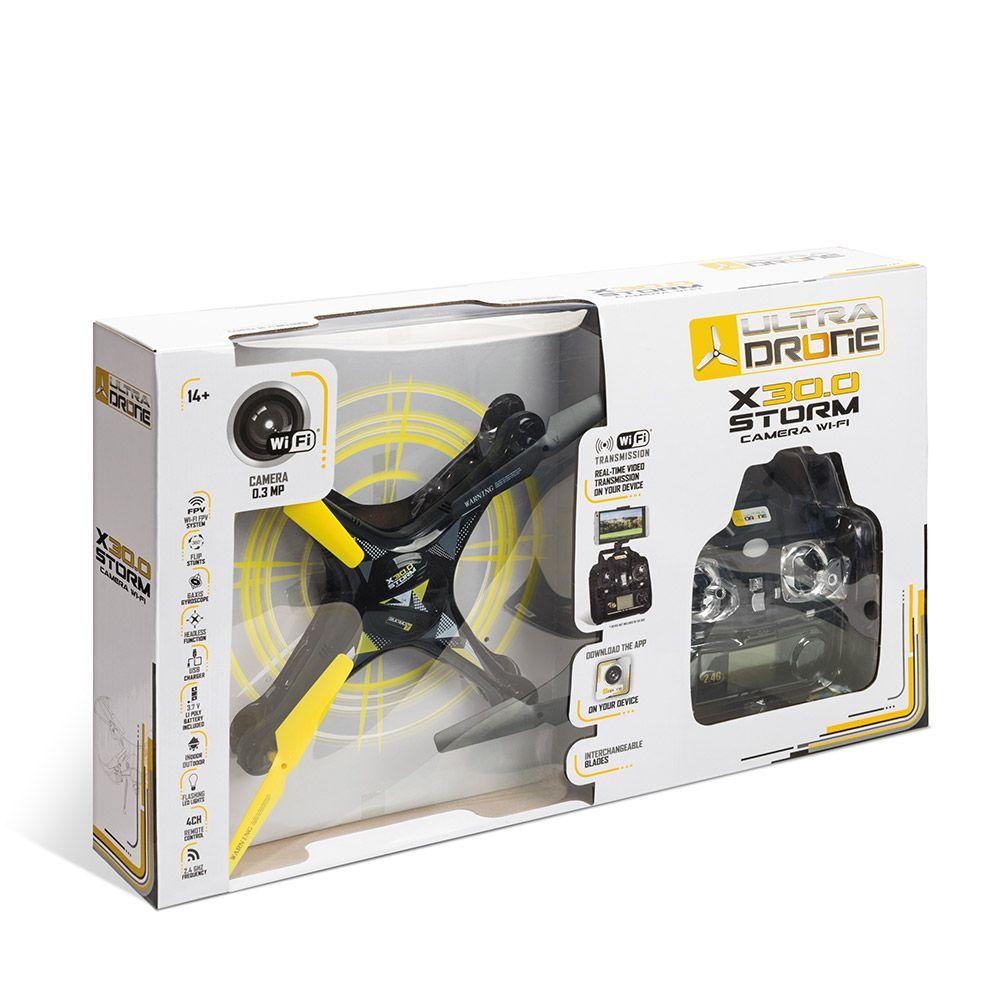 Drona cu camera si WI-FI Mondo Ultra Drone Storm imagine hippoland.ro