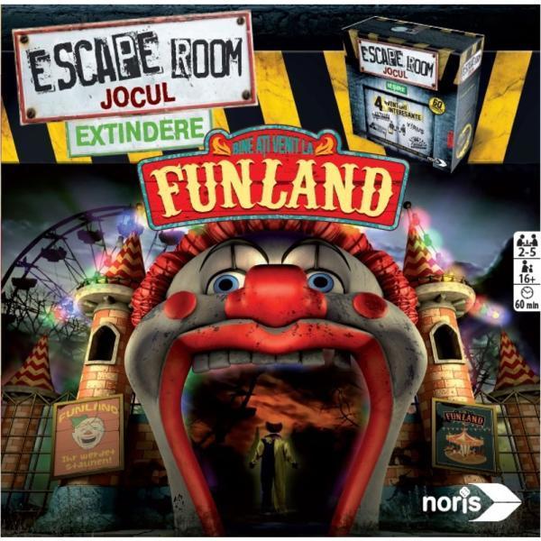 Extensie Funland Noris Escape Room imagine hippoland.ro