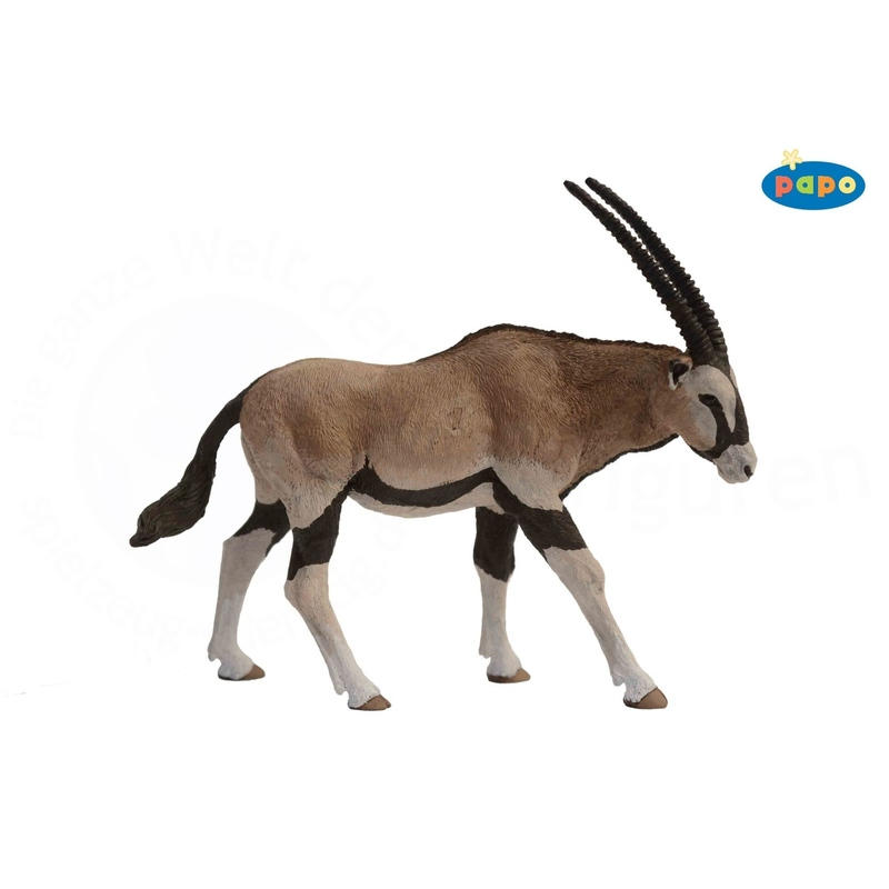Figurina Antilopa Oryx Papo imagine hippoland.ro