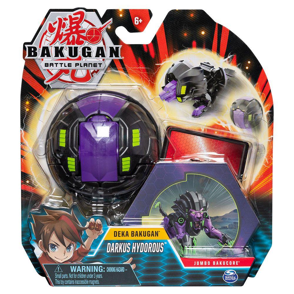 Figurina Bakugan Battle Planet Ball Deka imagine hippoland.ro