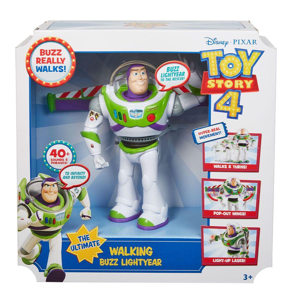 Figurina de actiune Toy Story 4 Buzz 17 cm imagine hippoland.ro