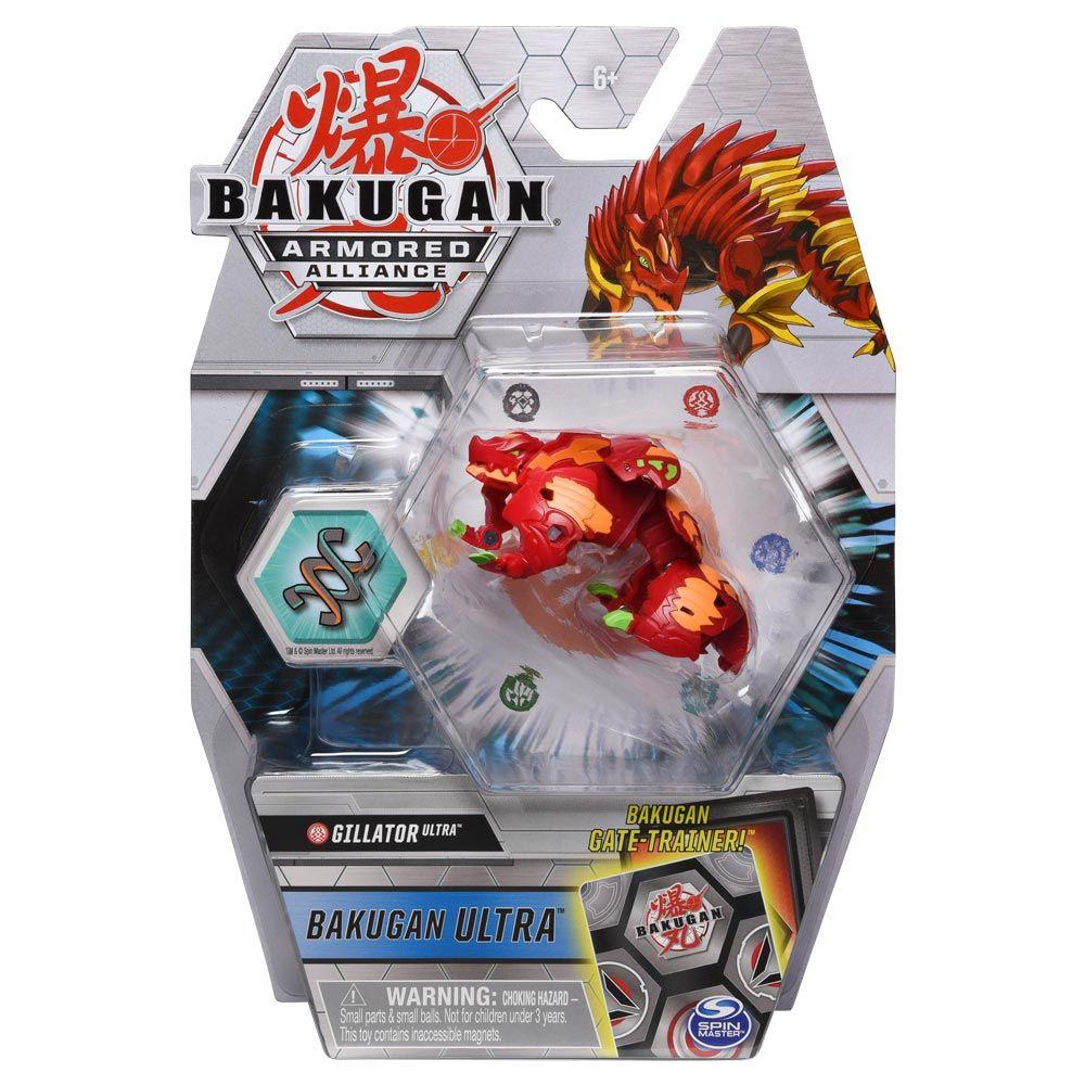 Figurina de baza Bakugan Alliance Ultra Ball