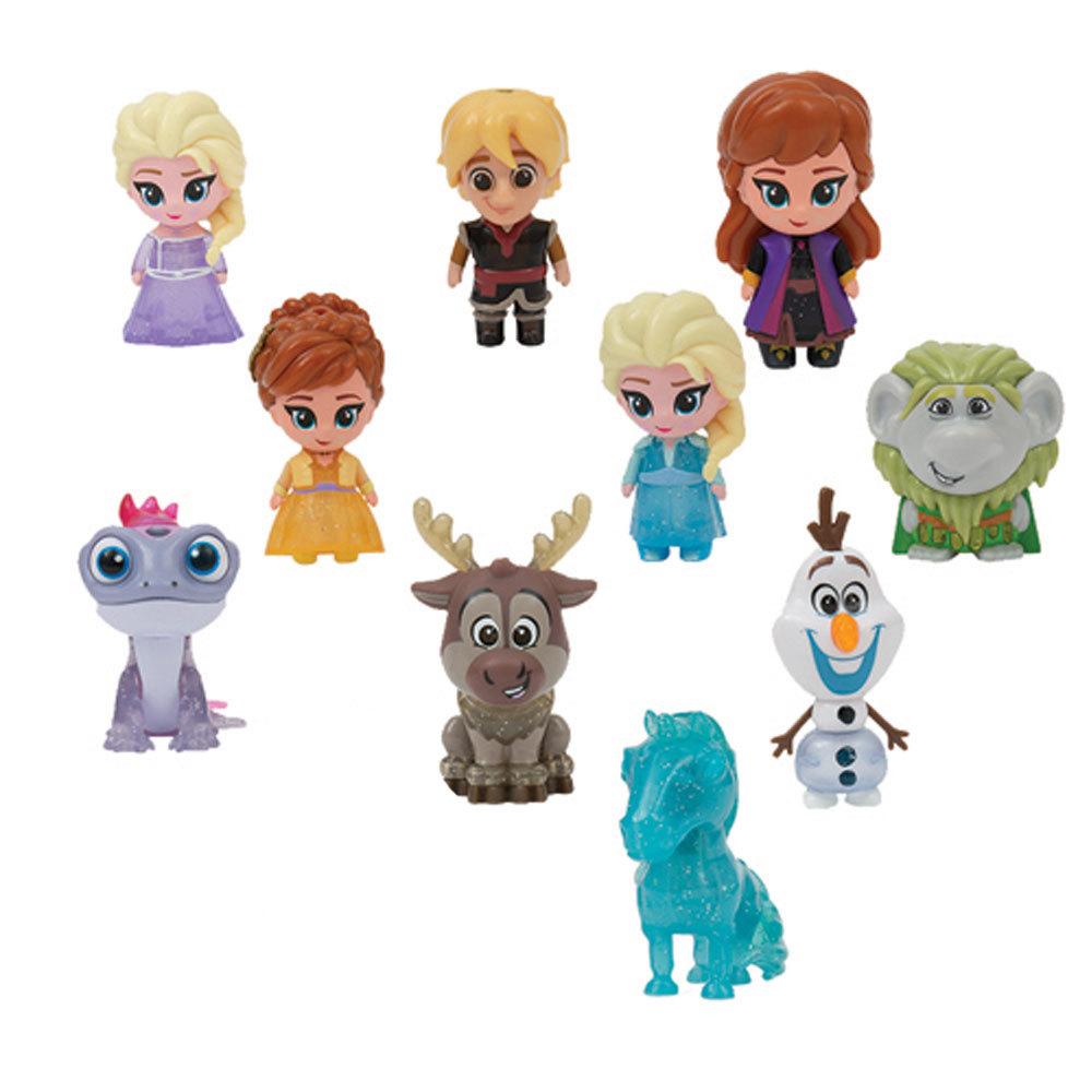Figurina Frozen 2 Whisper And Glow imagine hippoland.ro
