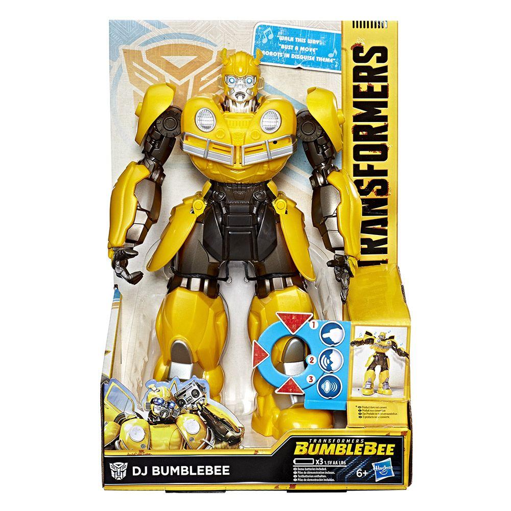 Figurina Hasbro Transformers Bumblebee imagine hippoland.ro