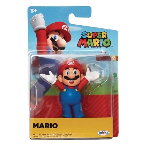 Figurina Mario Nintendo 6 cm diverse modele imagine hippoland.ro