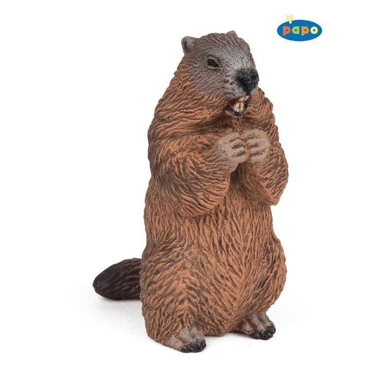 Figurina Marmota Papo imagine hippoland.ro