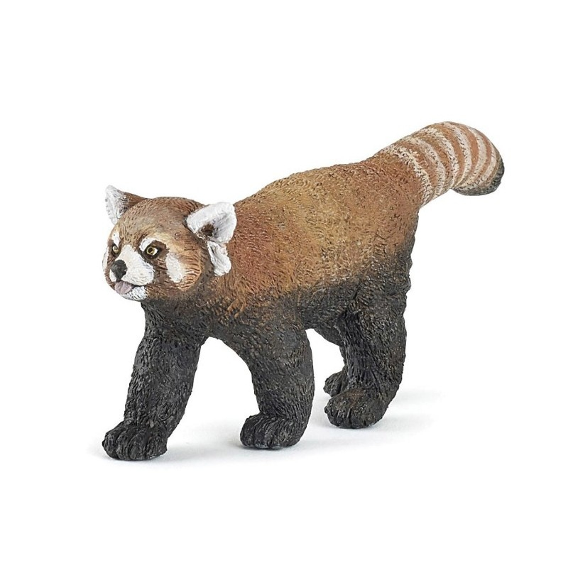 Figurina Panda rosu Papo imagine hippoland.ro