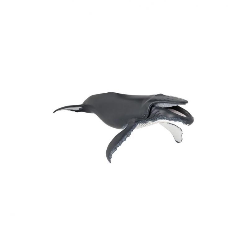 Figurina Papo Balena cu cocoasa imagine hippoland.ro