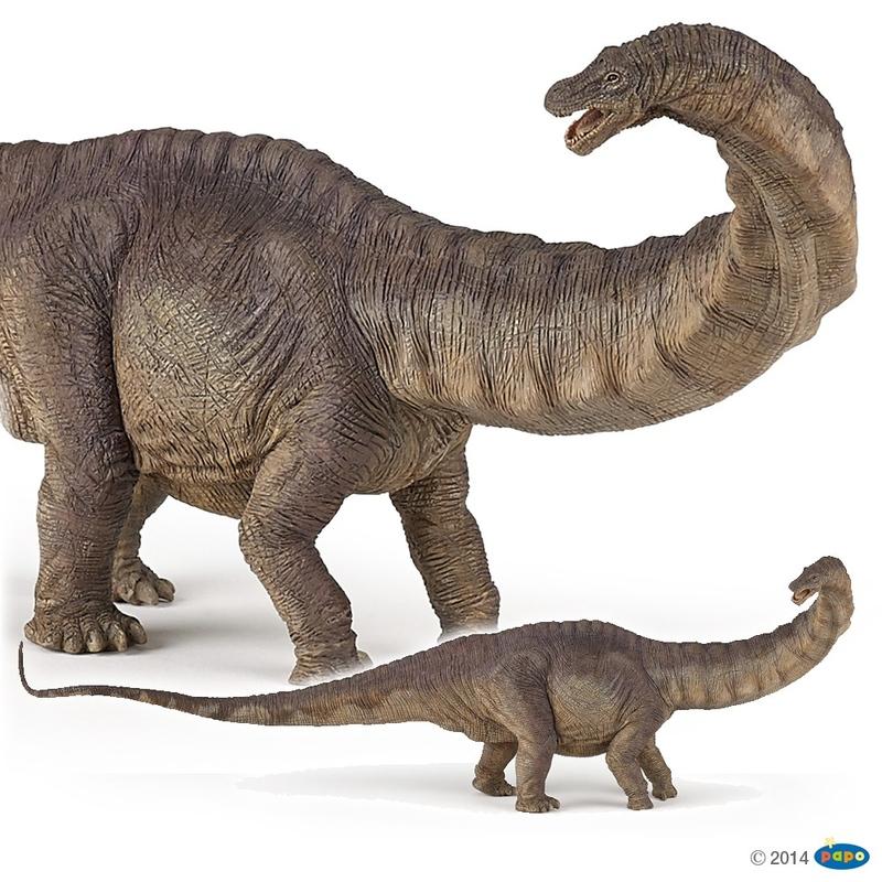 Figurina Papo Dinozaur Apatosaurus imagine hippoland.ro