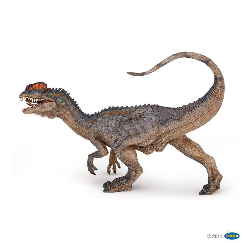 Figurina Papo Dinozaur Dilophosaurus imagine hippoland.ro