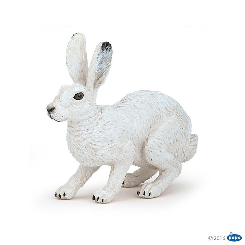 Figurina Papo Iepure polar imagine hippoland.ro