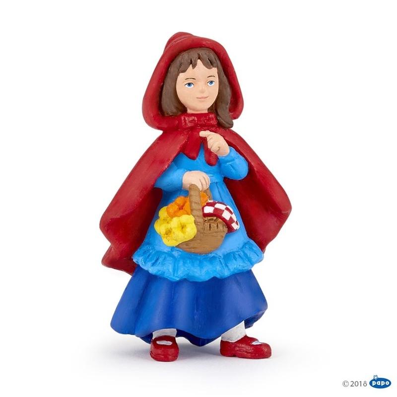 Figurina Papo Scufita Rosie imagine hippoland.ro