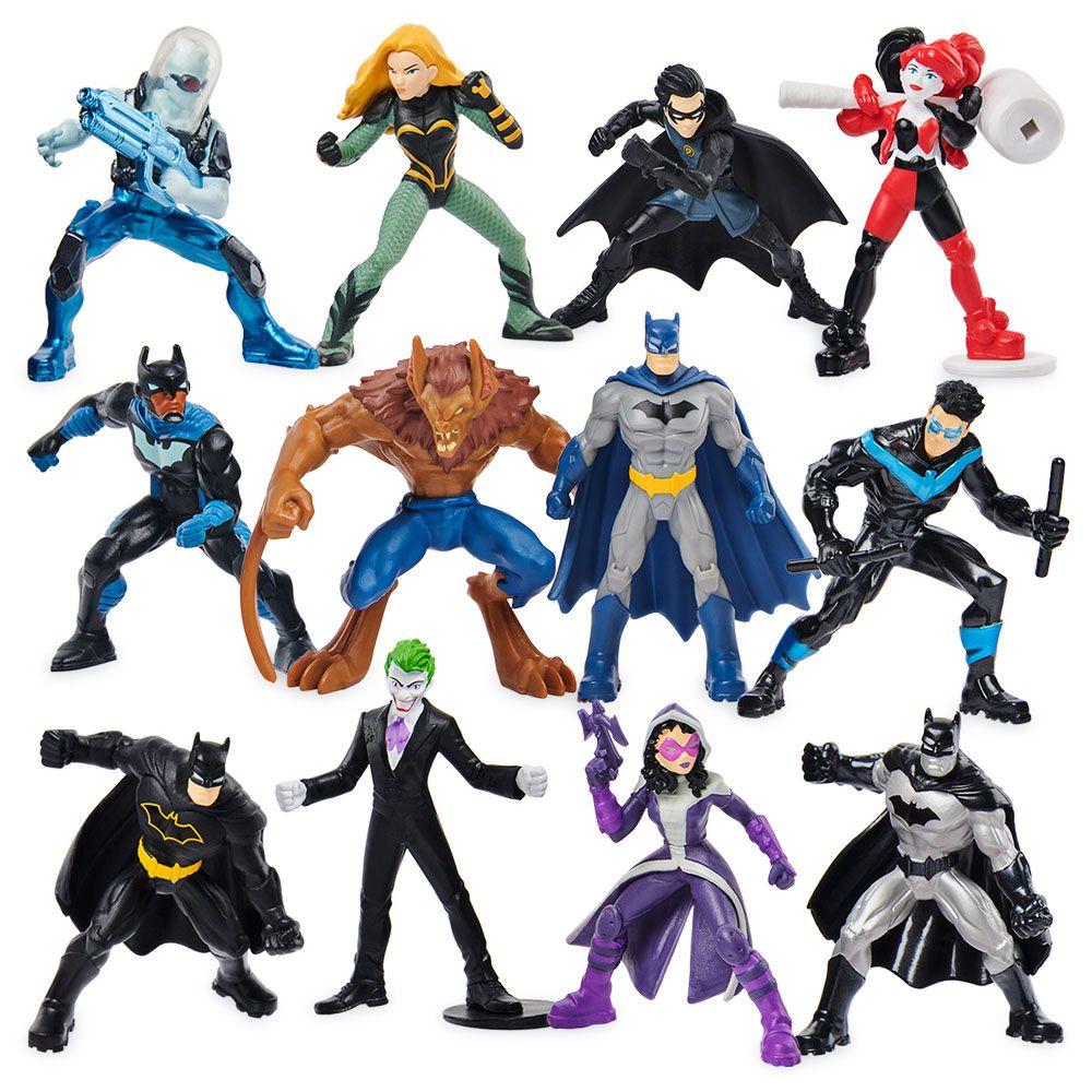 Figurina surpriza DC Batman imagine hippoland.ro