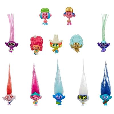 Figurina surpriza Hasbro Trolls Tiny Dancers imagine hippoland.ro