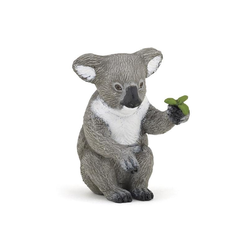 Figurina Urs Koala Papo imagine hippoland.ro