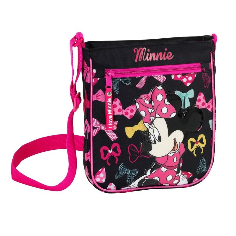 Geanta mica de umar Disney Minne Mouse imagine hippoland.ro