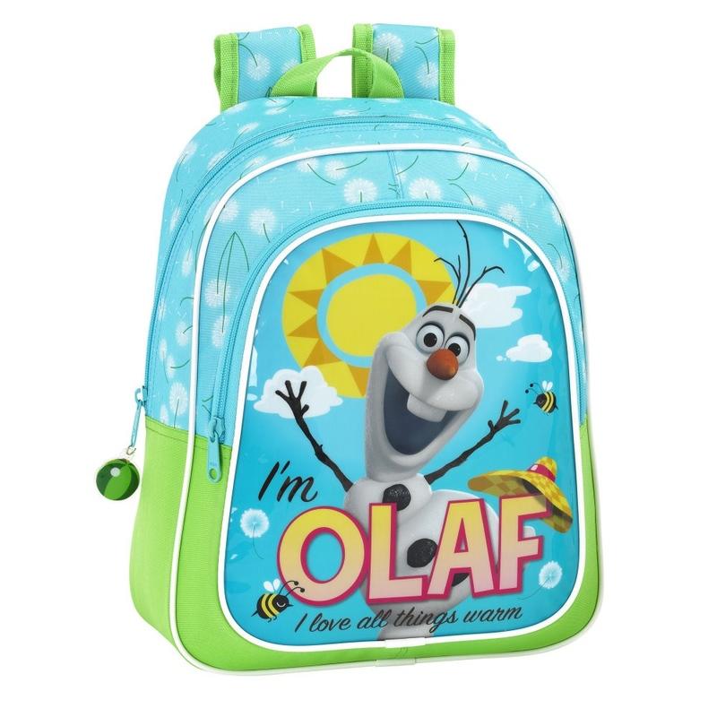 Ghiozdan gradinita Disney Frozen Olaf imagine hippoland.ro
