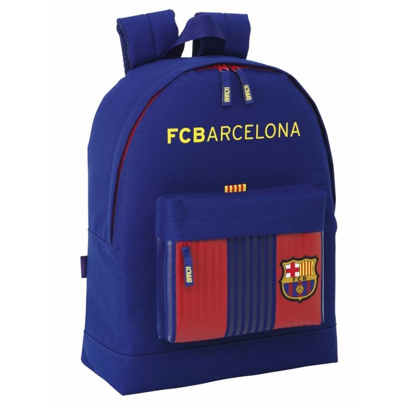 Ghiozdan F.C. Barcelona imagine hippoland.ro