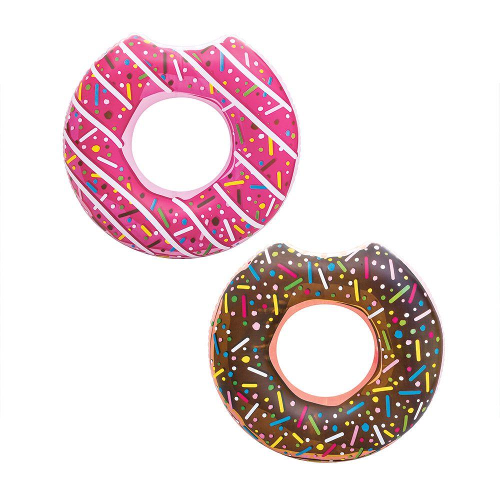 Inel gonflabil de inot Bestway Donut imagine hippoland.ro