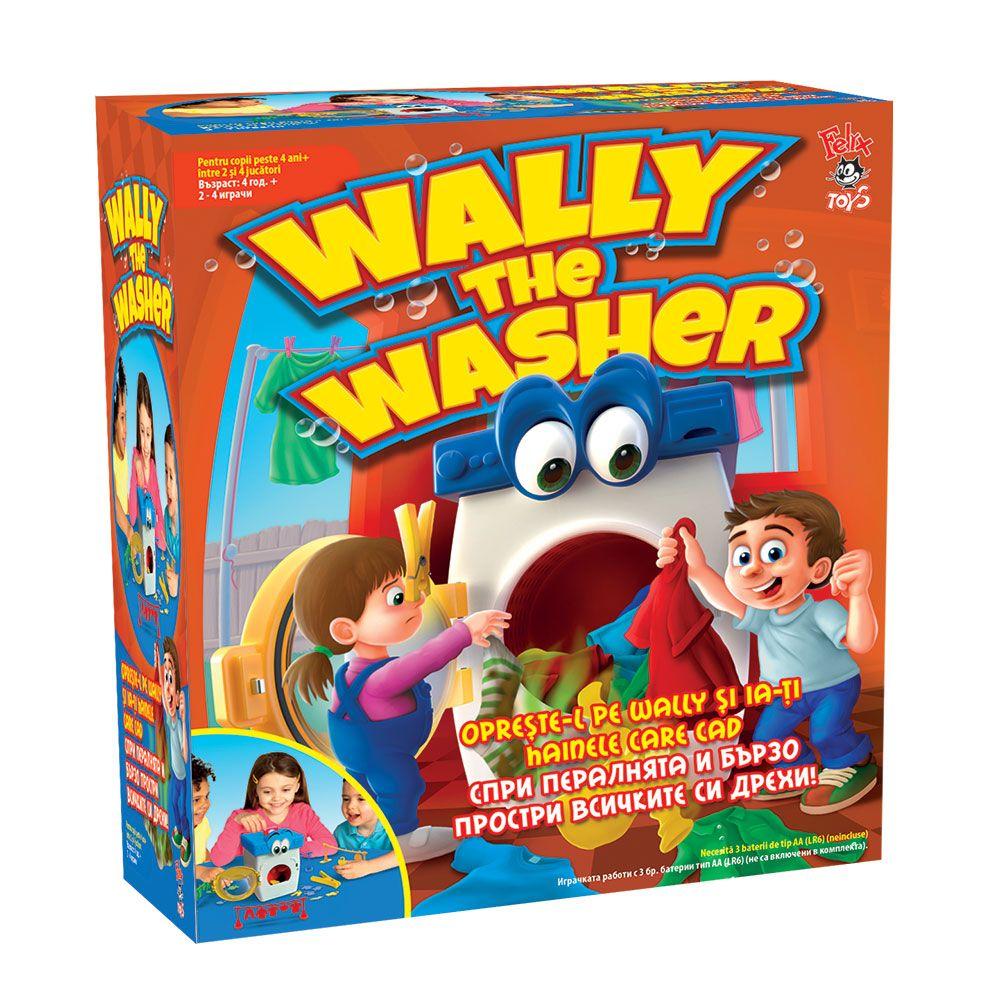 Joc DMD Masina de Spalat Wally imagine hippoland.ro